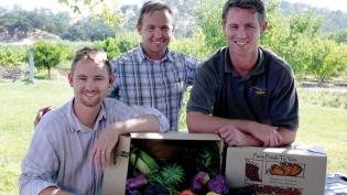 Farm Fresh to You's family